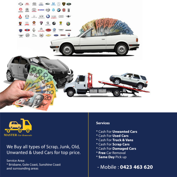 We Buy Used Cars >> Cash For Scrap Cars Sunshine Coast Cash For Unwanted Cars